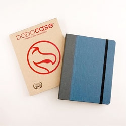 Collaboration between J.Crew and DODOcase, the DODOcase™ for J.Crew for iPad 2.
