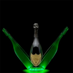 The new Dom Pérignon Lightskin by Claire Thirion!