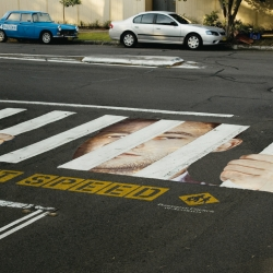 DON'T SPEED| Action against using speed of walking tracks in Sydney.