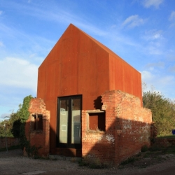 The Dovecot Studio, Sufffolk, by Haworth Tompkins: AJ Small Projects shortlist #3