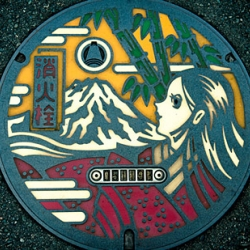 Drainspotting is a new book/iPad app exploring the Japanese penchant for artistic manhole covers.