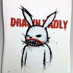 "Luke Chueh's ""Badly Drawn Badly"" Limited edition boxed print set"