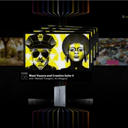Adobe Displays cool examples of how their CS4 Suite can be used to create interesting projects, advertisements, etc.