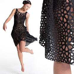 Congrats to Nervous System on their 3D printed Kinematic Dress (and its software) becoming part of the MoMA permanent collection!
