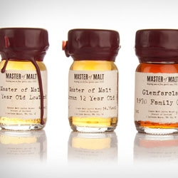 Drinks By The Dram from Master of Malt offer 30ml samples of just about everything they have to offer, whether you're after Glenfarclas 40 or 50 year old Speyside.