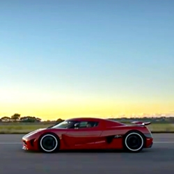 Drive TV's first episode of the 9 part series Inside Koenigsegg begins with Carbon Fiber, where Christian Von Koenigsegg, the founder of the super-car company, shows how they make some of their high-strength lightweight parts.