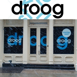 Droog ~ the Soho store opening Thurs!!! 76 Greene Street between Spring and Broome