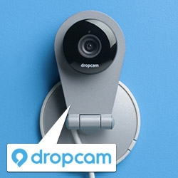 Dropcam ~ quick way to set up live streaming HD video that you can access from web, apps, etc and share. There's also a cloud DVR option, as well as motion detection and more.