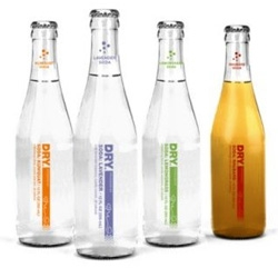 Designed to be paired with food like a fine wine, Dry Soda comes in sophisticated, all-natural, lightly-sweetened flavors like Lemongrass and Kumquat.