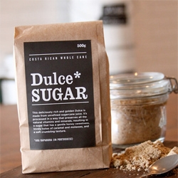 Packaging for Dulce*Sugar from Swear Words.