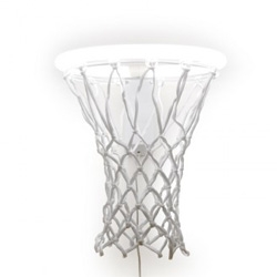 Dunk light by Karl Zahn ~ a glowing basketball hoop!