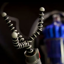 Great video and animation with Dyson vacuums and a Gorillapod cameo. A stop-motion by Sergey Yazvinsky.