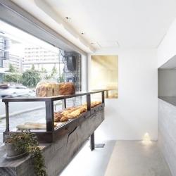 Adorable Osaka bakery called Panscape 2jo by Ninkipen.