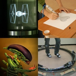 Siggraph 2007: a few picks from this year's Emerging Technologies