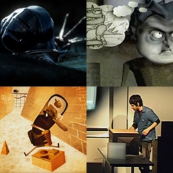 a few animated shorts from SIGGRAPH06 electronic theater...