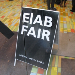 Recap of all the fun at this past weekend's  Editions/Artists' Book Fair in NYC!