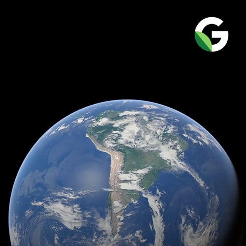 Timelapse in Google Earth is a stunning zoomed out look at our world's changes since the mid 80s. Here are a few of their feature videos - mesmerizing!