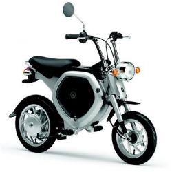 Yamaha's Elecrtic Motorcycle