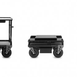 Inovativ provides the film and photography industries with mobile equipment carts that are specifically designed and constructed to meet their unique needs.