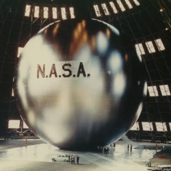 "Project Echo (1960): a 100-ft aluminum ""satelloon,"" was  called ""the most beautiful object ever to be put into space."""