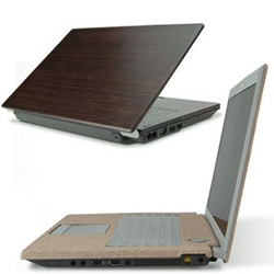 """All of the plastic in it is labeled and recyclable; it is lined with cardboard; there are no paints, sprays or even electroplating used on its components."" - Treehugger - Asus Laptop"