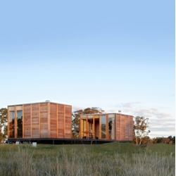 Arkit, an Australian Architectural group, are to construct a full scale ecostudio prefabricated house as part of Melbourne's annual state of design festival.