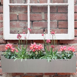 Beautiful planters from Shift_Design. This is the Edgley window box.