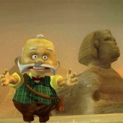 This is a video made for kids to teach them about the ancient Egypt.
