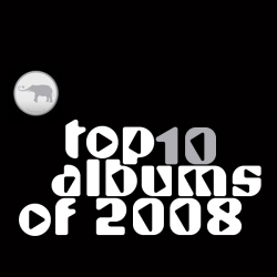 Elephant Journal breaks out their Top Ten Albums of 2008 - great recommendations of the best indie and rock albums of the year.