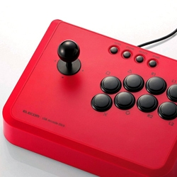 Elecom's nice USB Arcade stick controller for PS3 looks quite tempting.