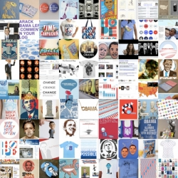 A comprehensive collection of all of the wonderful obama /voting posters, prints, shirts, and web-pages the internet has to offer! Over 100 links!