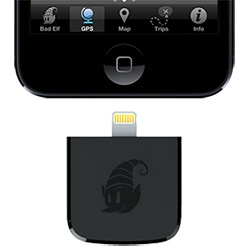 Bad Elf GPS for lightning to give your iphone, ipad, etc a GPS signal