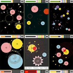 Eliss: very intuitive and beautifully designed multi-touch game for the iphone.