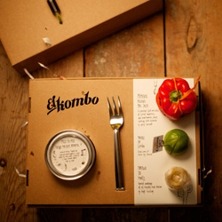 The popup restaurant, El Kombo put food on the tables in Copenhagen earlier this year. The concept designed by I'm a Kombo and Surplus Wonder changes the traditional take away scene.