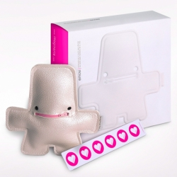 Emosi ~ adorable packaging for this playful little spanish creature
