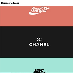 Responsive Logos - nice site you can resize to see examples of corporate responsive logo design by Joe Harrison