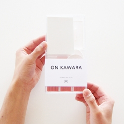 ON KAWARA STAMP KIT by ET AL., ETC. for People of Resource on Subports