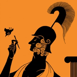 Slideshow of the 2011 competition by The New Yorker to redesign their mascot, Eustace Tilley.