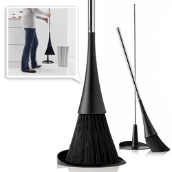 'SweeUp' by Eva Solo is a stylish dustpan-broom combination.