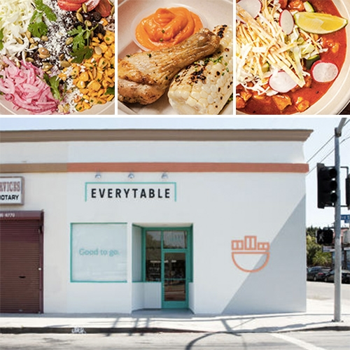 "Everytable! ""At This New Cafe In An L.A. Food Desert, Healthy Food Will Be As Cheap As Fast Food: People who don't have time to cook—and don't have $15 to drop on take-out—now have a nutritious option for dinner."" Good read at FastCo Exist."