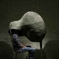 I love the strange and different work of Nacho Carbonell, but is it design, or art, or maybe both?