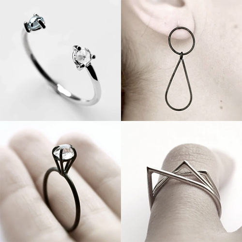 Mirta Jewelry - lovely minimal designs