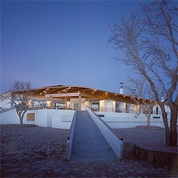 The Explora Atacama Hotel by German del Sol, chosen as one of the best hotels in South America by Conde Nast Traveler.