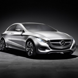 Mercedes-Benz just released official news and photos of their F800 style concept that will debut at the 2010 Geneva Motor Show.