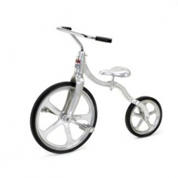 I love the Convert-O-Bike over at DWR. It changes with your child from tricycle to bicycle!