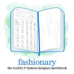 fashionary -- a fashion sketchbook is set to launch in early 2009. And let's leave some feedback to help its development and improvement