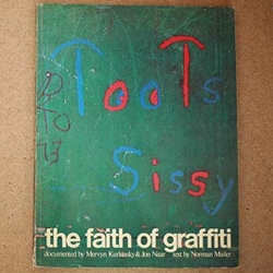 "In a tribute to Normal Mailer and the definitive book on graffiti, Complex compiled some images and excerpts from the groundbreaking book, ""The Faith of Graffiti."""