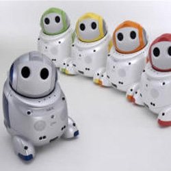 Just wanted to be the first to say ~ no blogobot could ever replace the incredible collective inspiration you guys manage to find every day. But sure, i guess we could use one of these NEC Blogobots to help us find MORE.