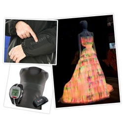 Technology in Fashion! A look at some of the latest innovations...