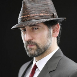nytimes slideshow of fedoras.  now i love a good hat, but this slideshow made me collapse into a fit of the giggles.  is it just me?